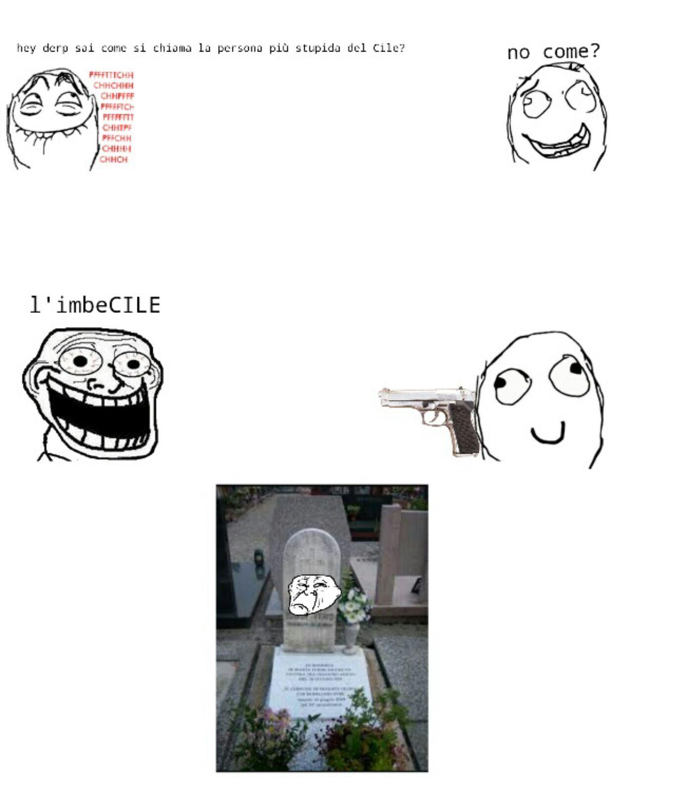 Spero vi piaccia cito BadWolfta - meme