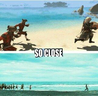 Close enough - meme