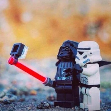 Petit selfie - meme