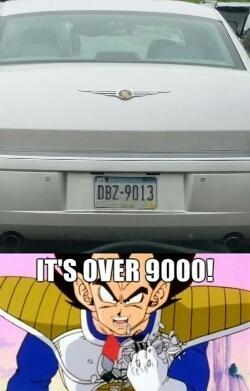 That's One Powerful Car - meme