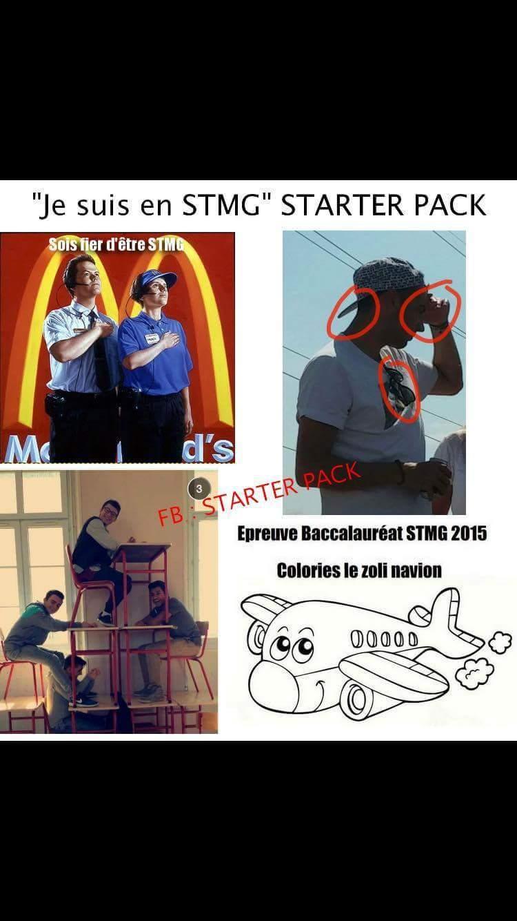 Les STMG... - meme