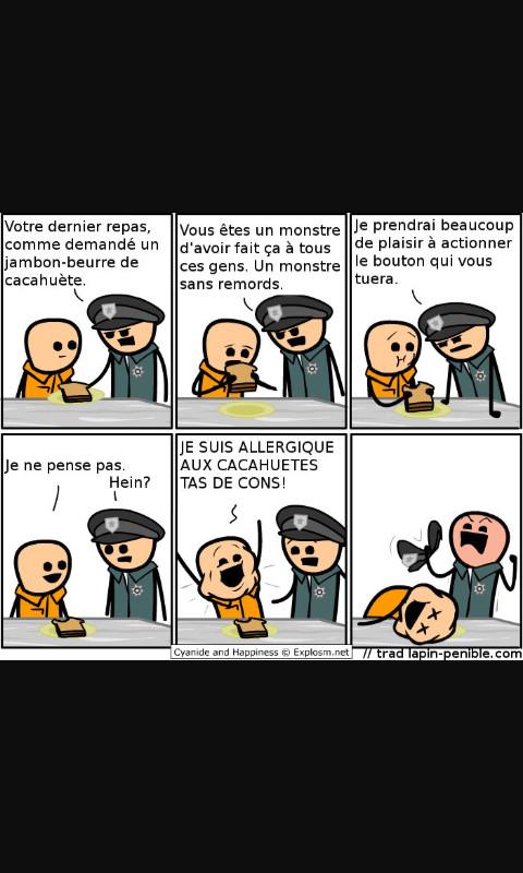 Vive les cacahuètes !!! - meme