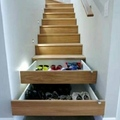 escalier double fonction