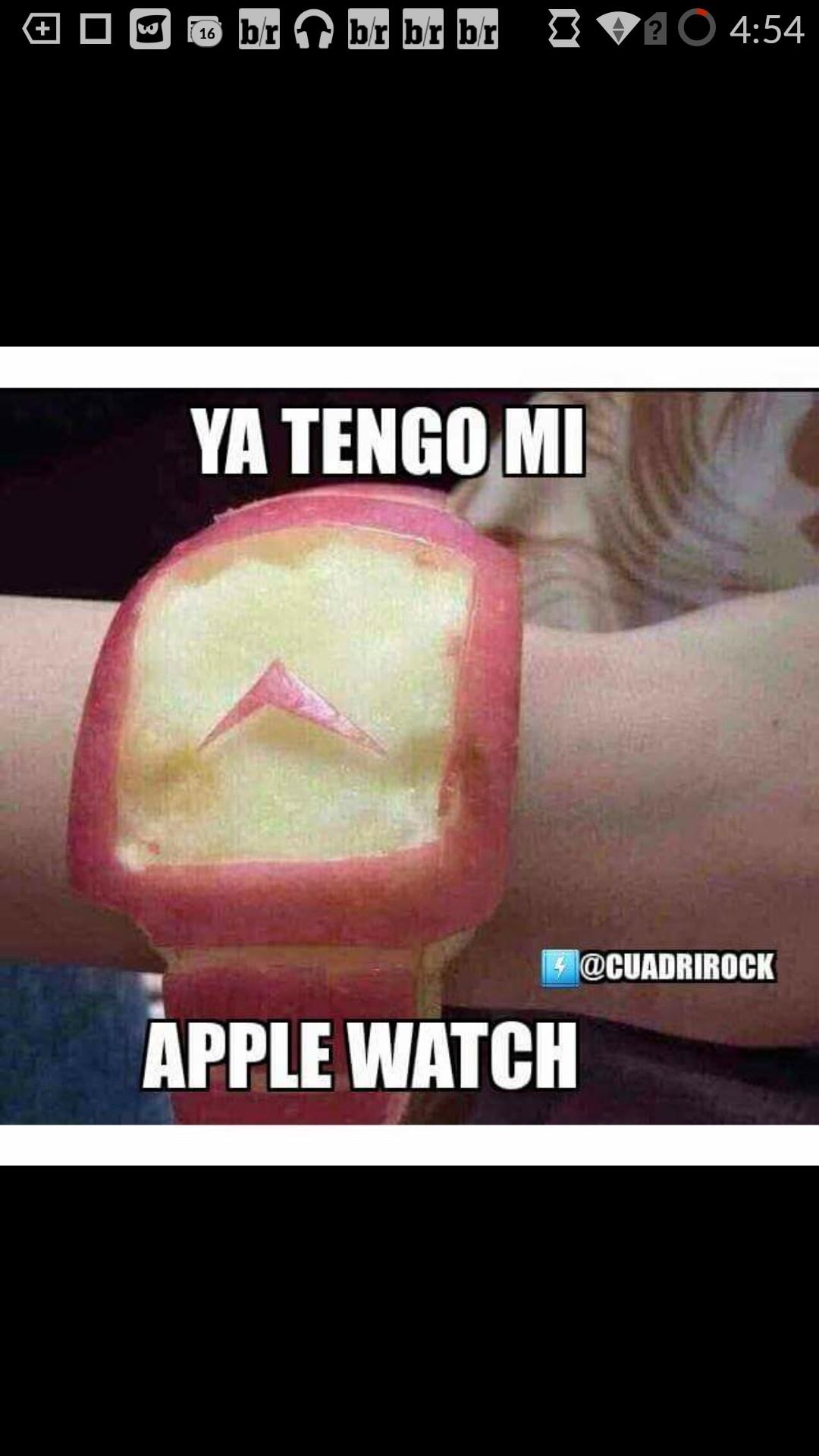 Apple Watch - meme