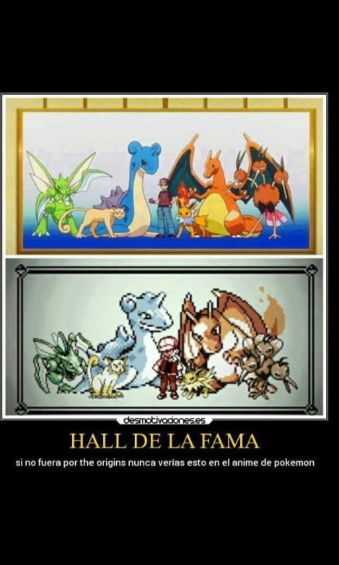 Pokemon Origins - meme