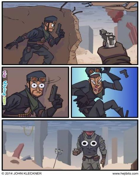 Sobre FPS - meme