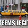 School bus limo? Seems legit