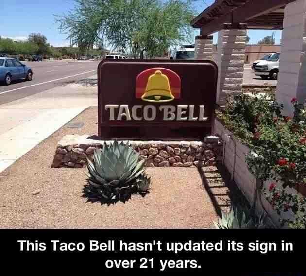 Taco Bell - meme