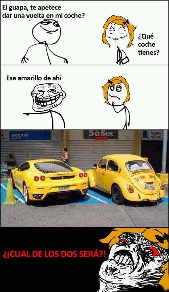 amarillo. - meme