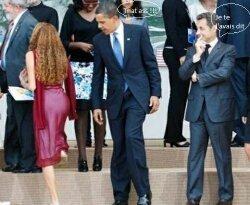 Le ricain dit : that ass! et le nain français réplique : je te l'avais dit - meme