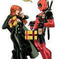 Deadpool in a box