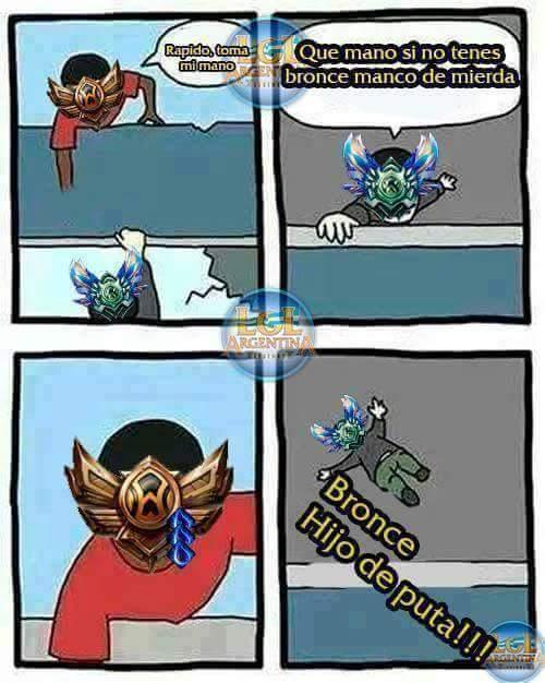 Bronces mancosa - meme