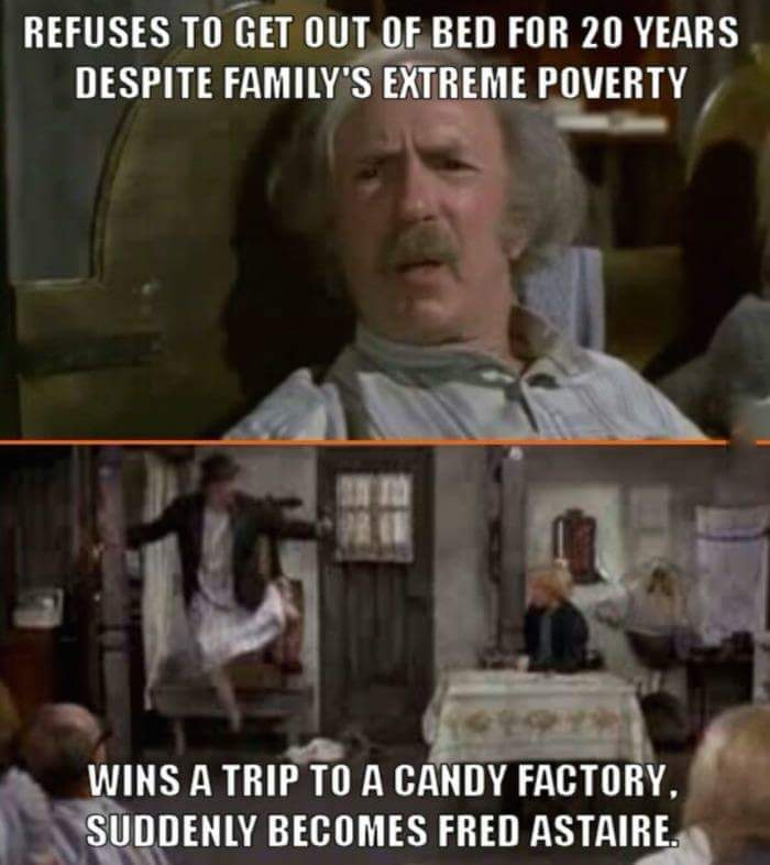 Willy wonka - meme