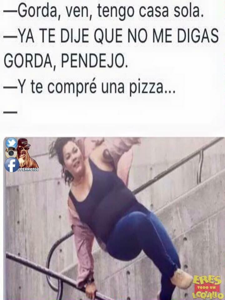 Tengo tu pizza!! - meme