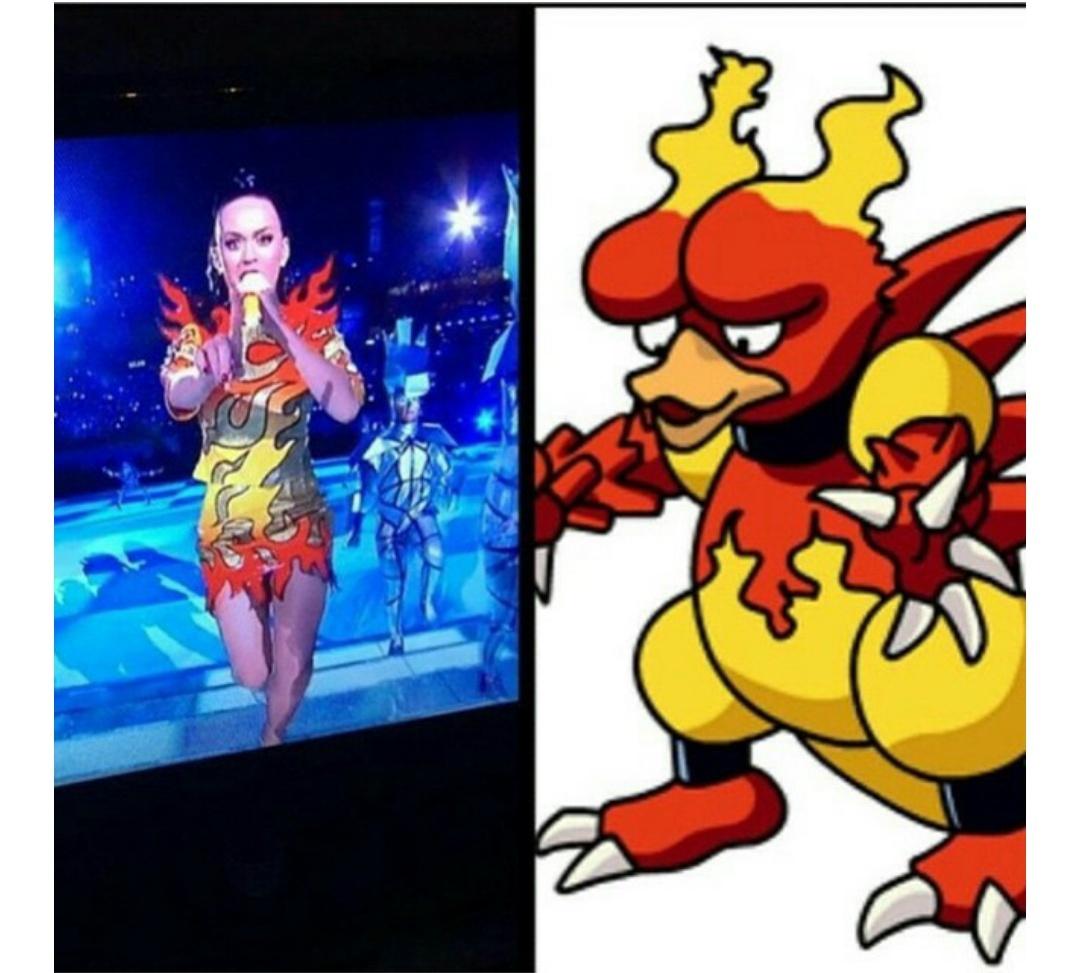 Katy I choose u - meme
