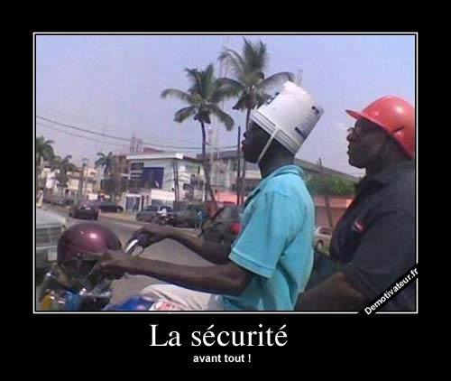 Très important la sécurité ! - meme