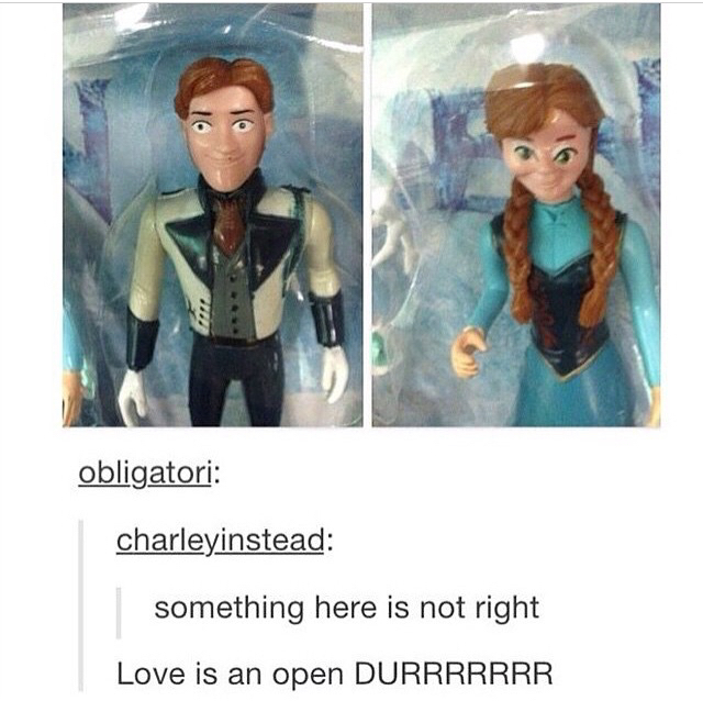 Frozen got a sequel FUCK - meme