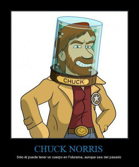 Simplemente chuck norris - meme