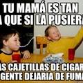El titulo dejo de fumar