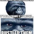 My jimmies remain rustled