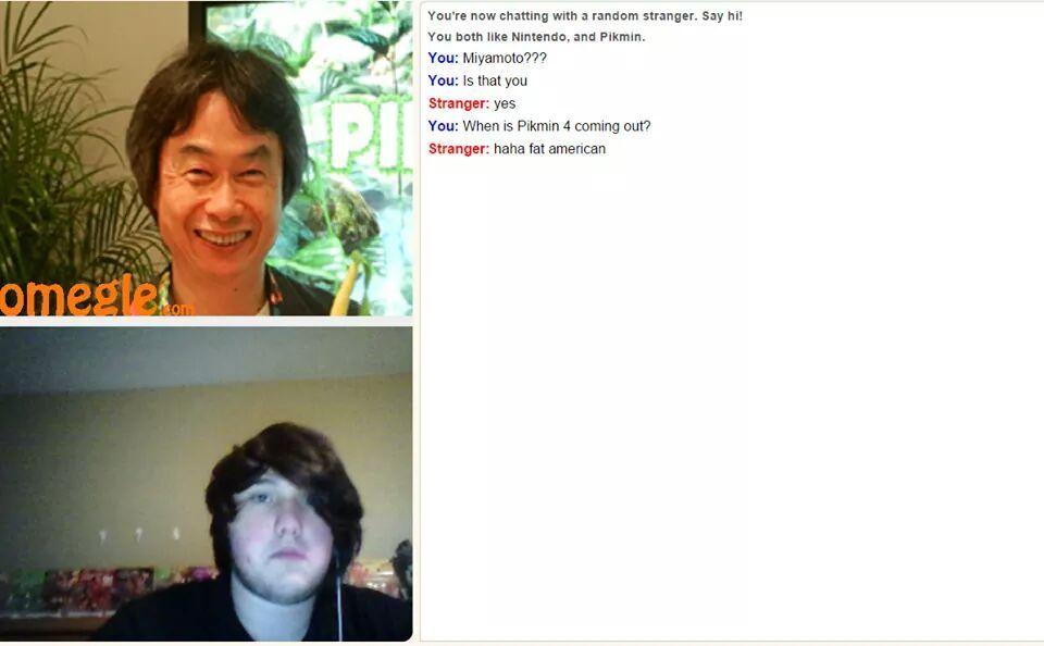 Miyamoto is trolling us - meme