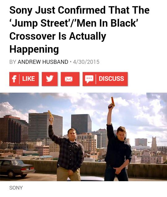 Over 9000 Jump Street - meme