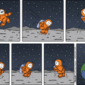 don't jump on the moon