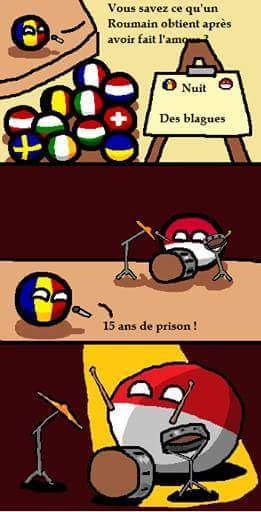 Poland's Badum tsum - meme