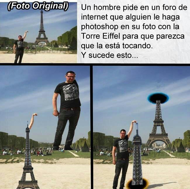Torre eifel pt1 - meme
