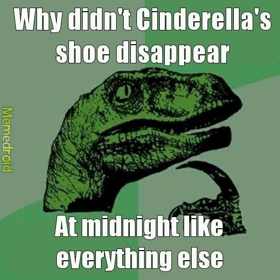 Shoe - meme
