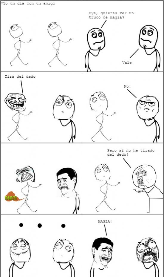 Magia :v - meme