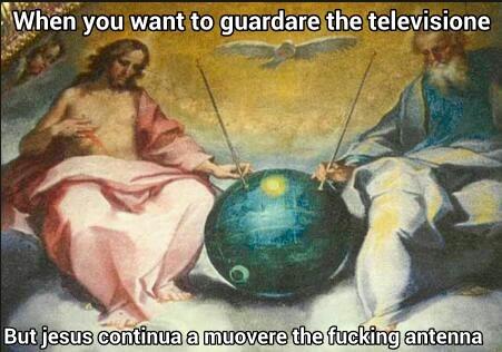 Mannaggia la miseria, mi perdo la nuova puntata di under the dome, Gesù :yuno: - meme
