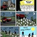 Snowman conspiracy