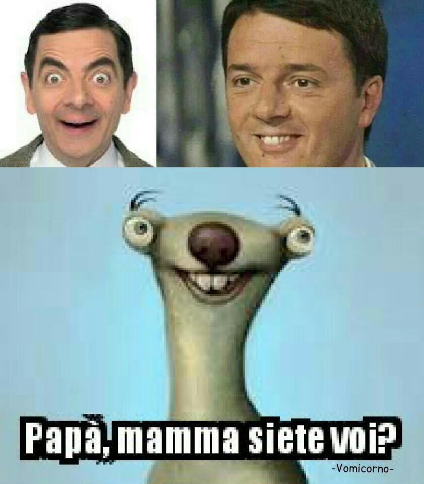 Somiglianze - meme