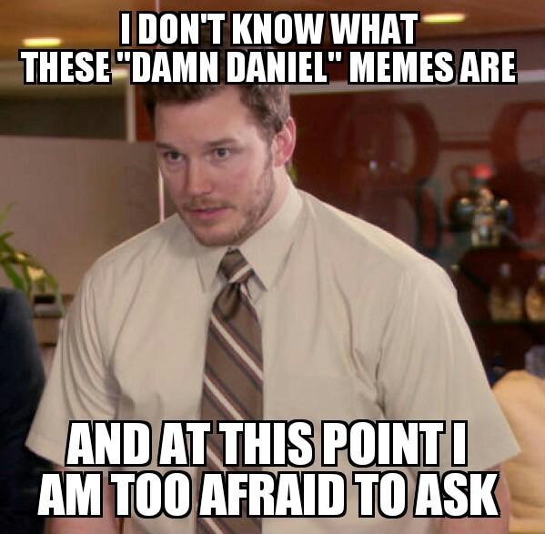Seriously - meme