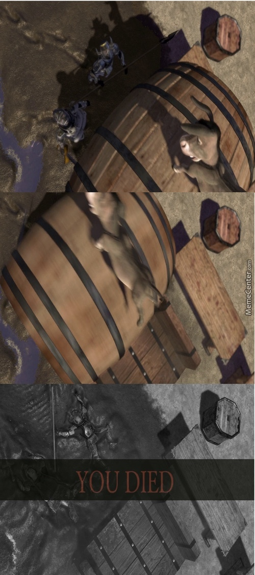 Dark Souls 3 preview - meme