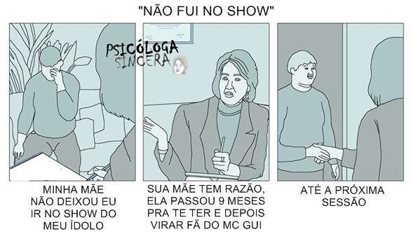 psicóloga - meme