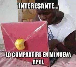 APOL xD - meme