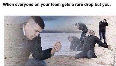 But where's mine? - meme
