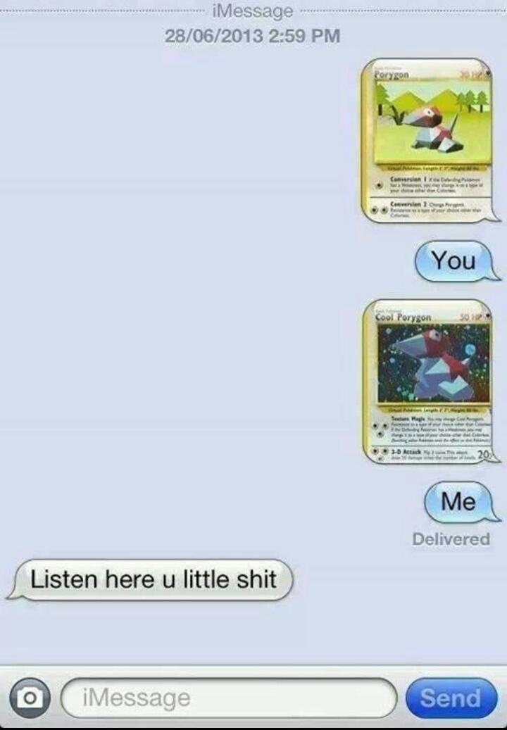 Pokemon title....................... - meme