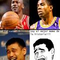 Ningún jugador de basket es tan famoso como el