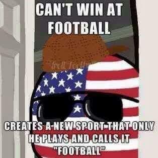 Americans... - meme