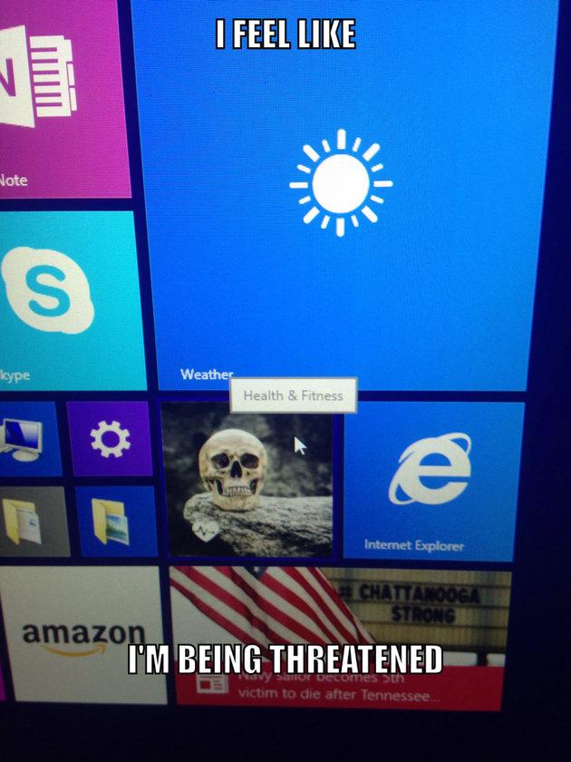 Windows 8 by tacobrain2 - meme