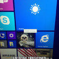 Windows 8 by tacobrain2