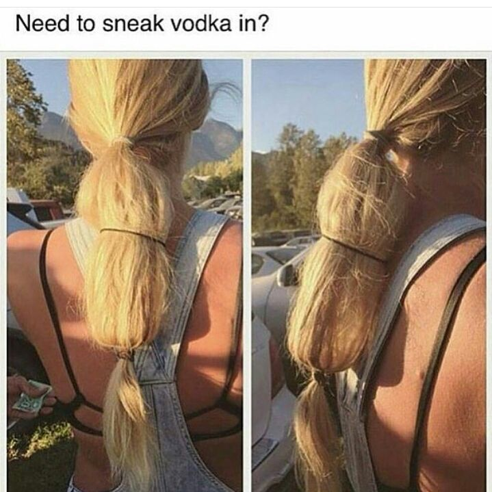 Vodka - meme