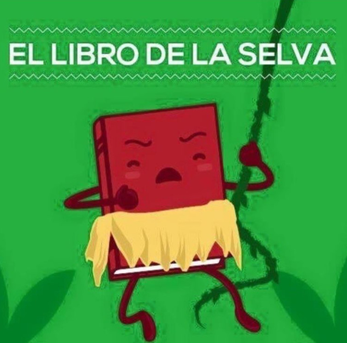 El Libro de la Selva - meme