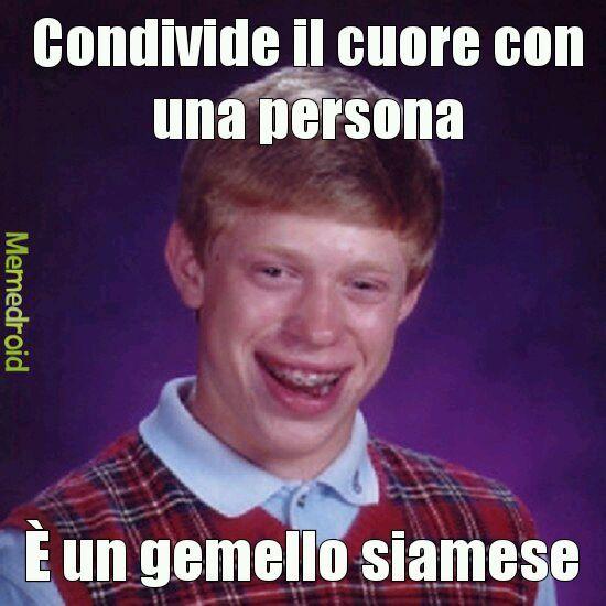 Gemello - meme