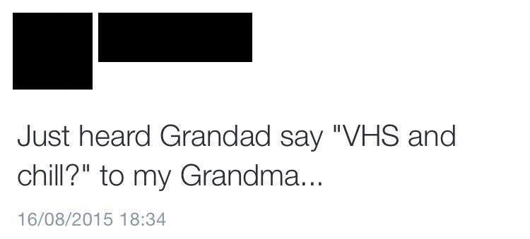 grandpa NO!!! - meme