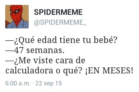 ¡EN MESES! - meme