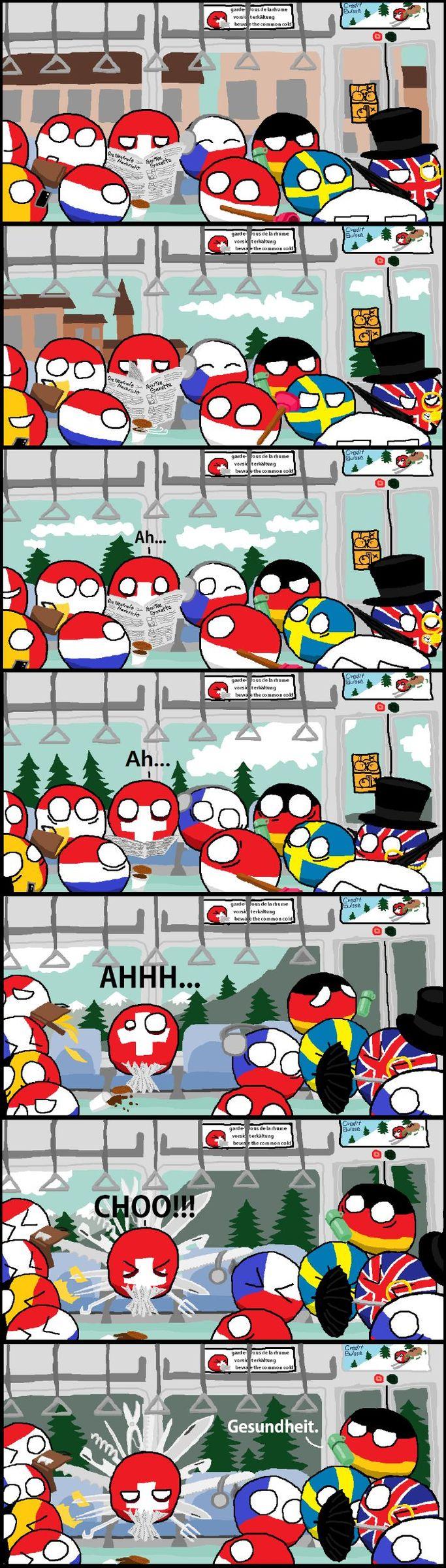 Cold Season - meme
